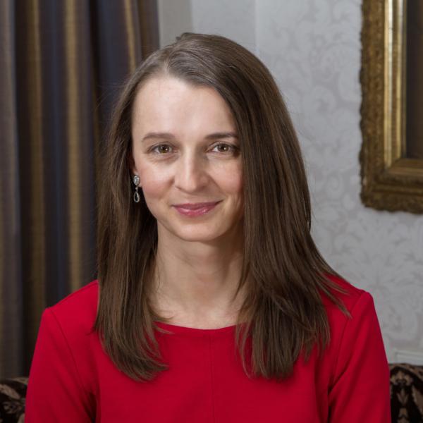 Mgr. Markéta Dianová, Ph.D., MBA