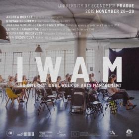 3. ročník International Week of Arts Management