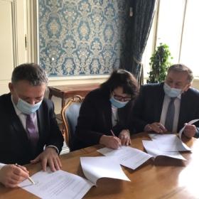 Memorandum o spolupráci s Ministerstvem kultury